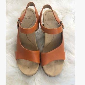Dansko Shoes - Dansko Tasha Open Toe Sandals Size 38